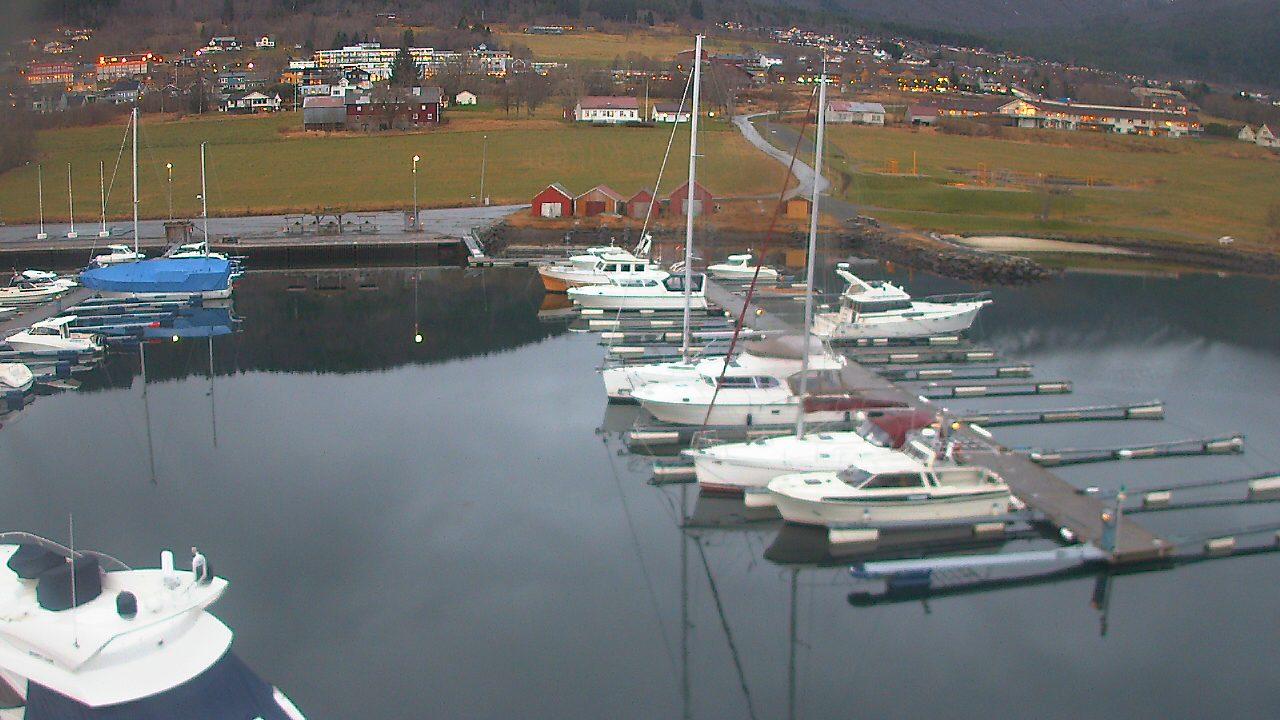 Webcam Elnesvågen, Fræna, Møre og Romsdal, Norwegen